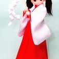 125:巫女さん☆つぼみタン