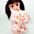 129:つぼみタンのパジャマでオ・ジャ・マ♪