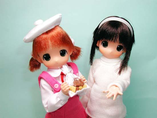 35:はっぴ〜☆バレンタイン その2