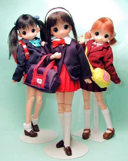 137:制服姉妹
