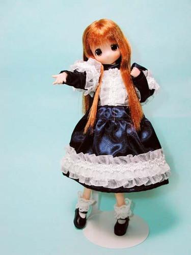 184:アンティーク調ドレス・その2