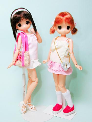 231:夏のおそろいファッション☆